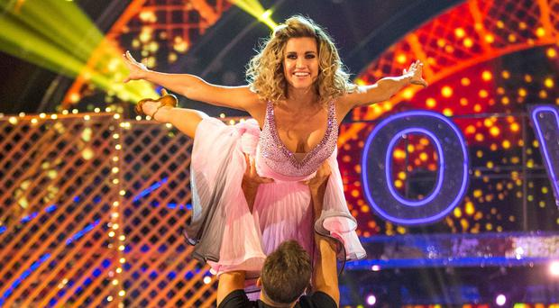 Ashley Roberts is hoping to turn viewers' attitudes around (Guy Levy/BBC)