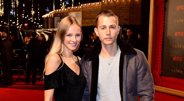 I'm A Celebrity's James McVey to propose to girfriend with Harry Redknapp's help (Ian West/PA)