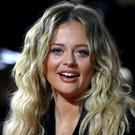 Emily Atack teases Jamie Redknapp romance: We're not going out – yet (Yui Mok/PA)