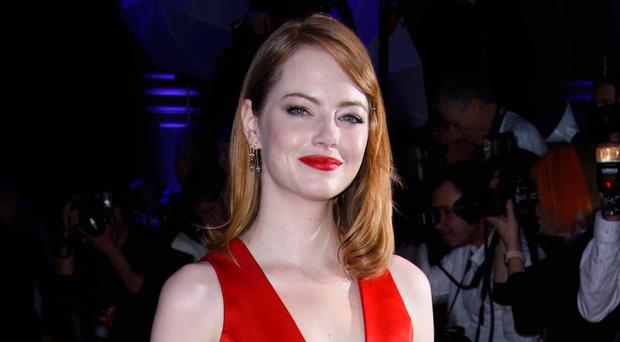 Emma Stone stars in The Favourite (Matt Crossick/PA)