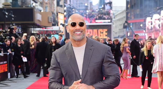 Dwayne Johnson has bought his mother a new home (Ian West/PA)