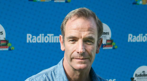 Robson Green has slammed past projects. (Daniel Leal-Olivas/PA)