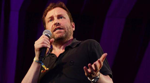 Ardal O'Hanlon does not believe normal people can become accustomed to stardom (Yui Mok/PA)