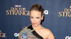 Hit romantic comedy film The Notebook, which stars Rachel McAdams, will be turned into a Broadway musical (Isabel Infantes/PA)