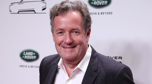 Piers Morgan joked that he is 'not going to die' after hospital tests (Jonathan Brady/PA)