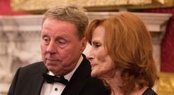 Harry Redknapp's wife Sandra is finding it 'hard' being in the limelight (John Phillips/PA)