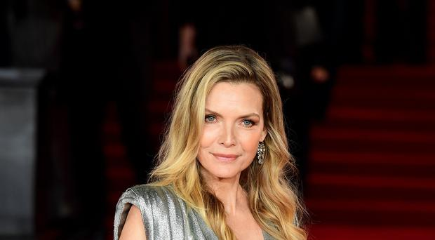 Michelle Pfeiffer has joined Instagram (Ian West/PA)