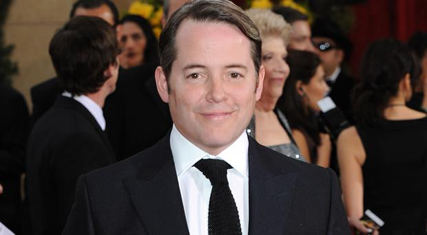 Matthew Broderick will star opposite Downton Abbey's Elizabeth McGovern (Ian West/PA)
