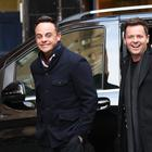 Anthony McPartlin and Declan Donnelly arrive at Britain's Got Talent (Jonathan Brady/PA)