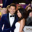 Mark Wright and Michelle Keegan (PA)