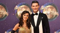 Janette Manrara and Aljaz Skorjanec said they plan to have children (Matt Crossick/PA)