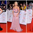 I'm A Celebrity stars lead the glamour at the NTAs (Ian West/PA)