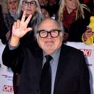 Danny DeVito presented an award (Matt Crossick/PA)