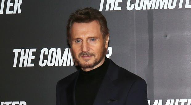 Red carpet nixed after Liam Neeson reveals racist thoughts