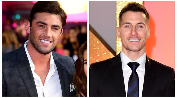 Love Island's Jack Fincham and Strictly's Gorka Marquez to strip off on TV (Ian West/PA)