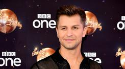 Pasha Kovalev has announced his departure from Strictly Come Dancing (Ian West/PA)