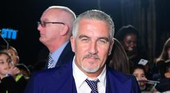 Paul Hollywood's ex-wife has denied verbally abusing his new partner (Ian West/PA)