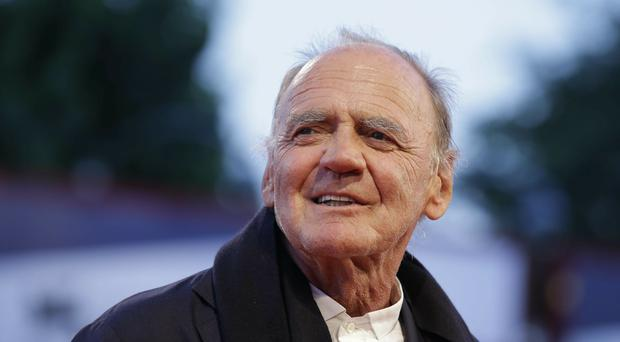 Actor Bruno Ganz has died, aged 77 (Andrew Medichini/AP)