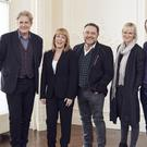 Cold Feet cast members (from the left) Robert Bathurst, Fay Ripley, John Thomson, Hermione Norris and James Nesbitt (Jonathan Ford/ITV)