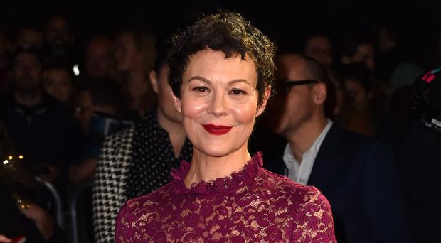 Helen McCrory: I gate-crashed the auditions to land role in MotherFatherSon (Matt Crossick/PA)