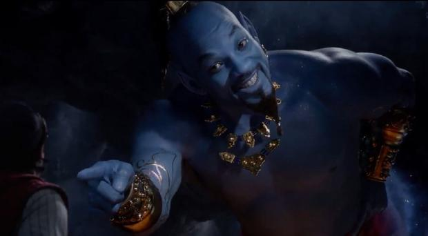 Will Smith as Genie (Disney)