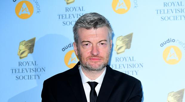 Charlie Brooker said people often missed the humour is his work (Ian West/PA)