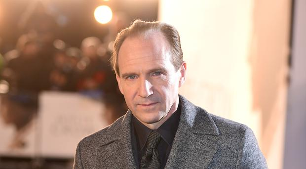 "Ralph Fiennes has said black and female stars could be given a ""another vehicle"". (Ian West/PA)"