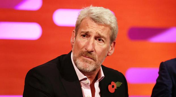 Jeremy Paxman is one of several celebrities taking part in the special Stand Up To Cancer episodes of the Channel 4 show (Yui Mok/PA)