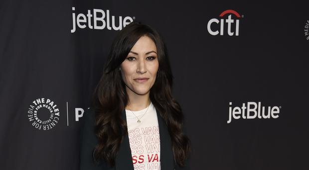 Eleanor Matsuura believes The Walking Dead's high rate of on-screen killings contributes to its success (Chris Pizzello/Invision/AP)