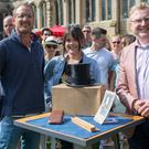Winston Churchill's hat on Antiques Roadshow (John House/BBC)