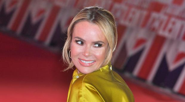 Amanda Holden at a photo call for Britain's Got Talent (PA)