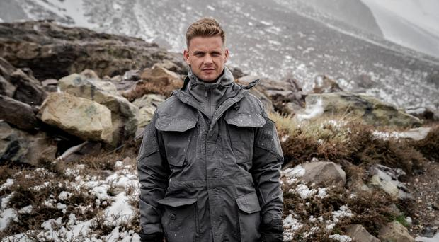Celebrity SAS: Who Dares Wins allowed Jeff Brazier to be 'vulnerable' (Pete Dadds/Channel 4)