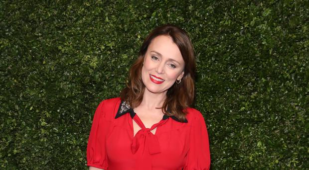 Keeley Hawes: Bodyguard fame was like weird anxiety dream (Isabel Infantes/PA)