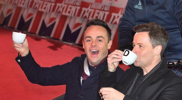 Ant McPartlin and Declan Donnelly will be reunited on screen when Britain's Got Talent returns (John Stillwell/PA)