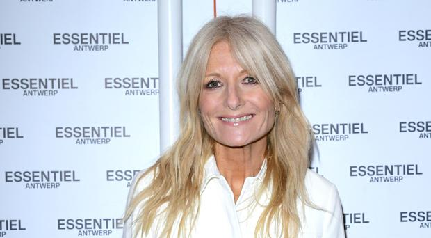 Gaby Roslin has said she loves life. (Ian West/PA)