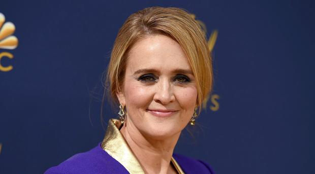 Samantha Bee has spoken about the aftermath of Donald Trump's election. (Jordan Strauss/Invision/AP/Shutterstock)