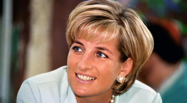 Diana, Princess of Wales will be played by Emma Corrin. (John Stillwell/PA)