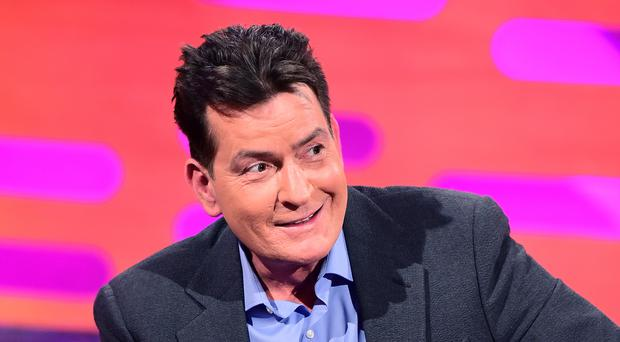 Charlie Sheen is hoping for a Two And A Half Men reboot (Ian West/PA)
