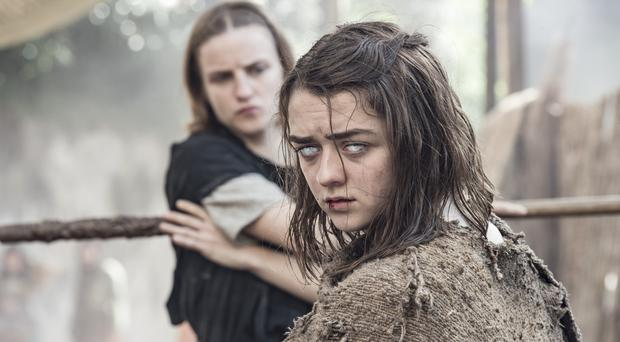 Arya Stark is the most murderous Game Of Thrones character, research shows (Sky Atlantic)