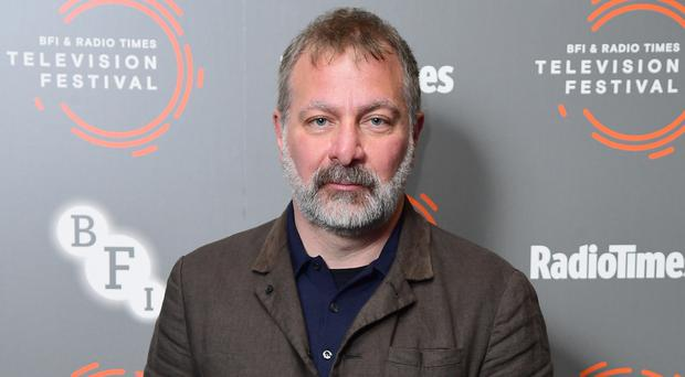 Jed Mercurio during the BFI and Radio Times Television Festival (Ian West/PA)