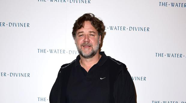 Russell Crowe (PA)