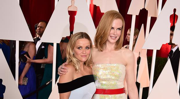 Reese Witherspoon and Nicole Kidman (PA)