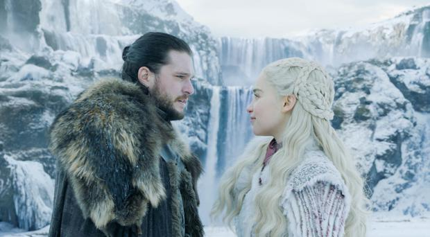Game Of Thrones has returned for its eighth and final season (Alex Van Mecl/HBO/PA)