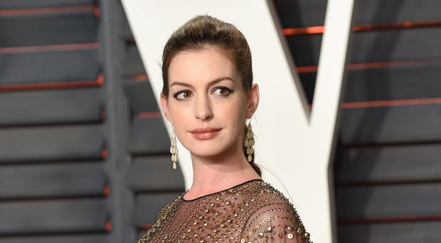 Anne Hathaway: Drinking the way I do made me unavailable for my son (PA)