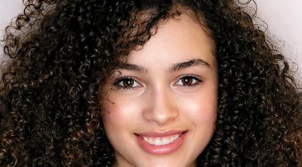 Tributes have been paid to BBC child actress Mya-Lecia Naylor, who died age 16 (AandJ Management/Twitter/PA)