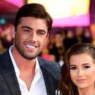 Jack Fincham and Dani Dyer announced their split in early April. (Ian West/PA)