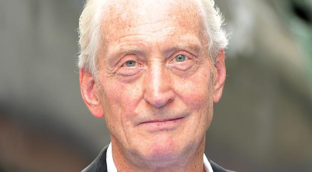 Charles Dance played Tywin Lannister in game Of Thrones (Ian West/PA)