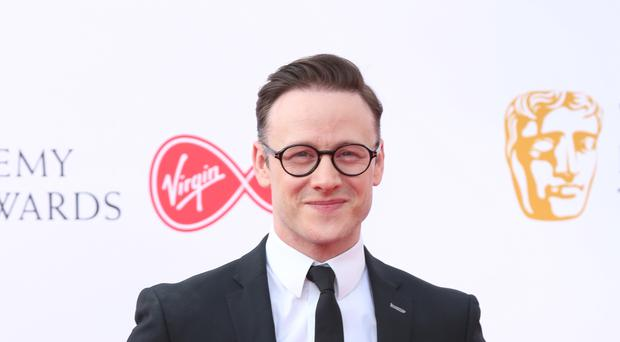 Kevin Clifton says he has found media attention difficult. (Isabel Infantes/PA)