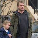 Sean Slater and Amy Mitchell (Jack Barnes/BBC/PA)