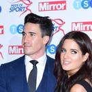 Josh Patterson and Binky Felstead split up (Ian West/PA)